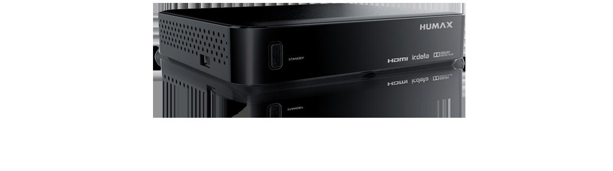 firmware update for a humax foxsat hd digi box